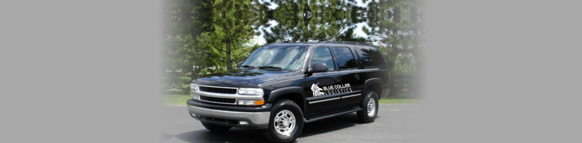 Passenger black Vans