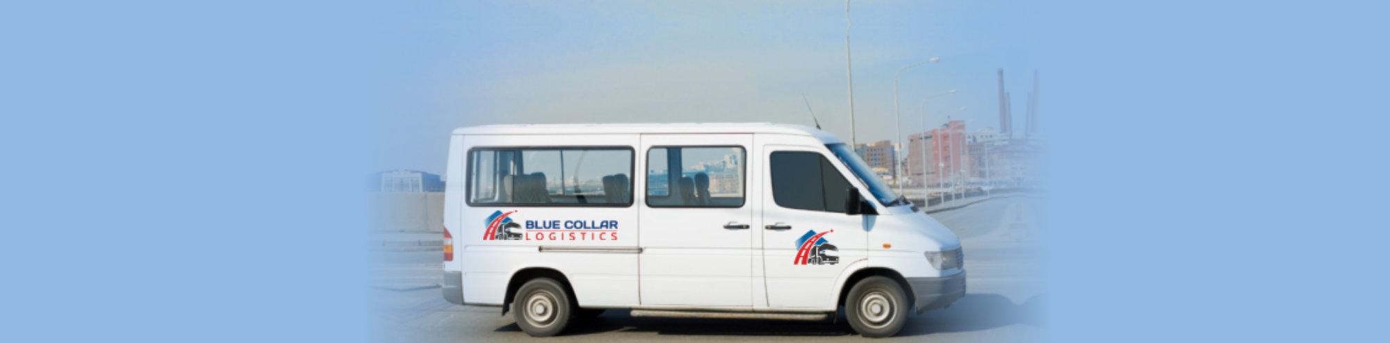 Passenger white Vans